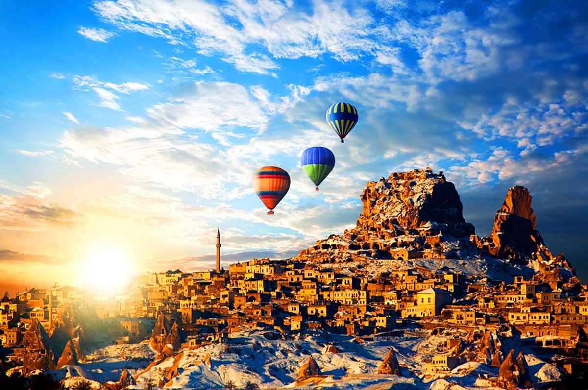 18-21 Mayıs Kapadokya Turu  2 Gece Yıltok Otel Konaklamalı 4*