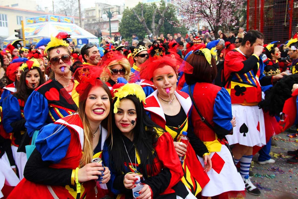 İskeçe Karnavalı ve Selanik