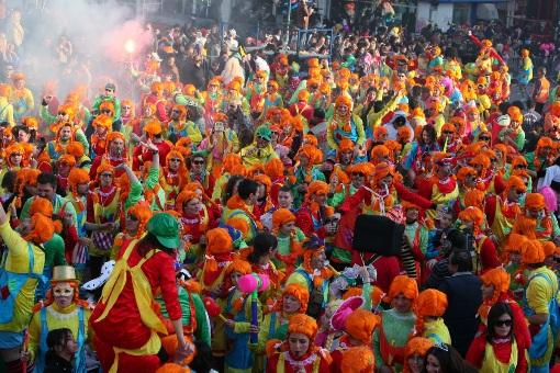 İskeçe Karnavalı 24-26 Şubat Yunanistan