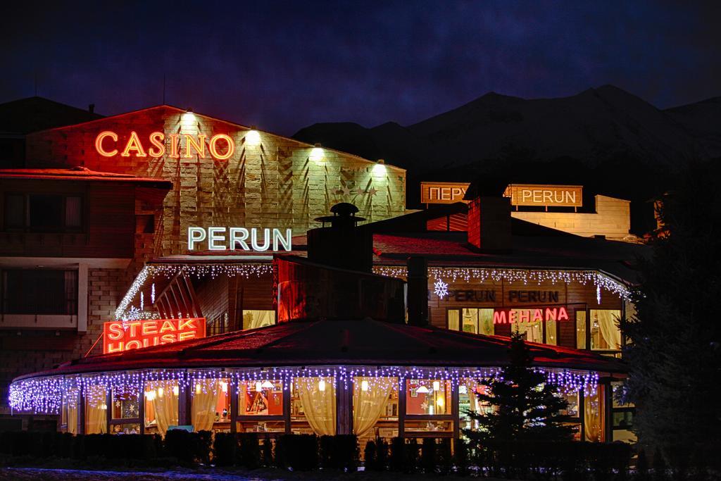 Hotel Perun&Platinum Casino 4 Gece (Akşam Yemeği Dahil)